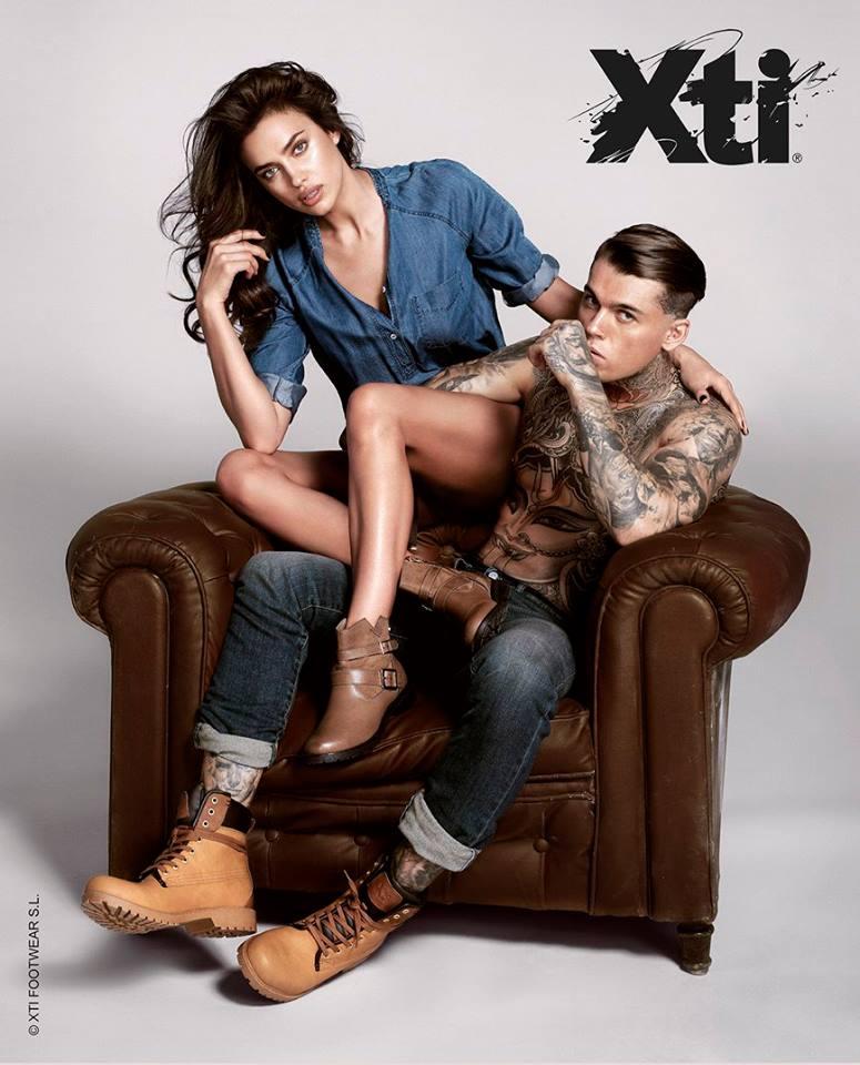 Xti – Hair & Make up by David Carreiro