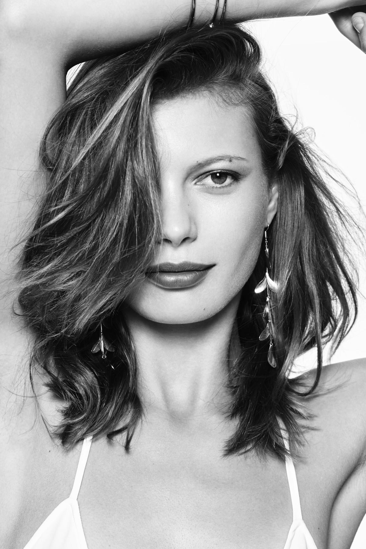 Lola Li – Hair and Make up by David Carreiro