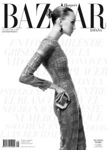 Harper's Bazaar España Diciembre 2012