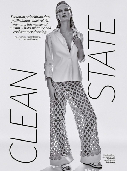 Elle Indonesia – Clean State