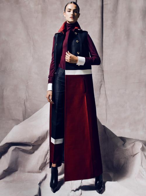fashion woman report 28
