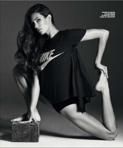 Harper's Bazaar Ona Carbonell Manicura – Naomi Gayoso
