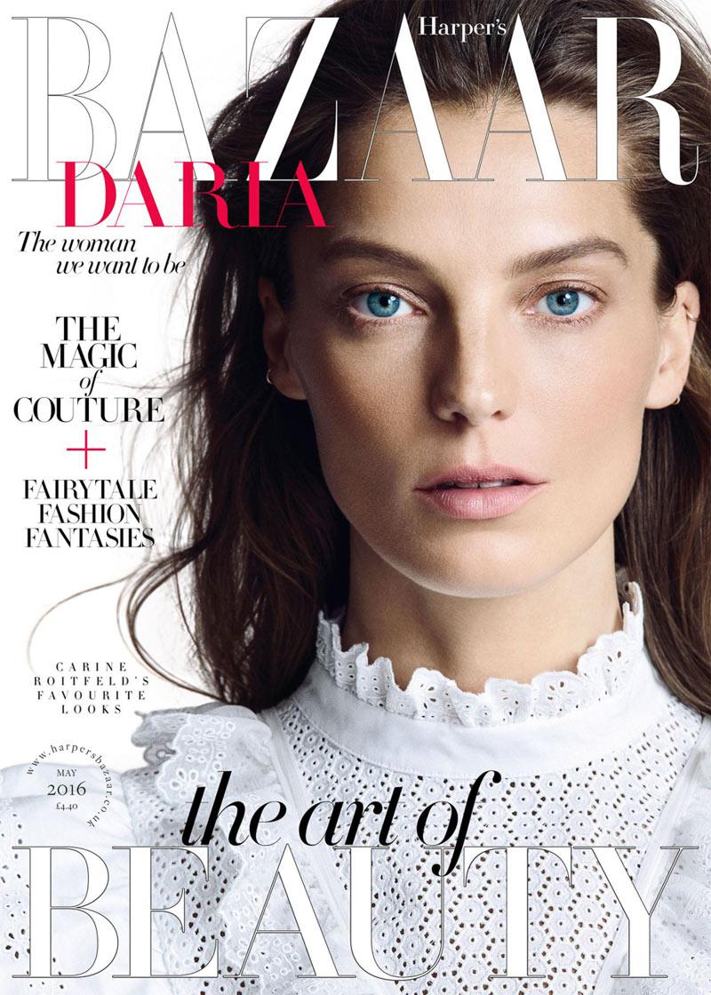 Harpers Bazaar UK Manicura – Naomi Gayoso