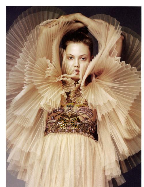 Marie Claire Marzo modelo – Pablo