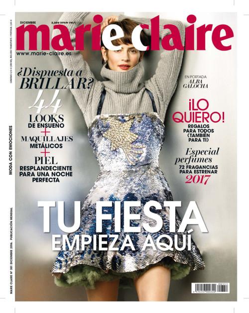 Marie Claire Alba Galocha Dic – Ricardo Calero
