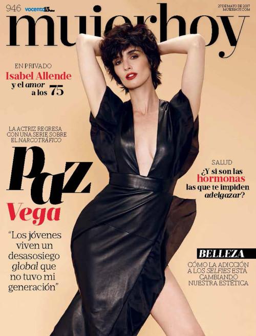 Mujer Hoy 946 – Paz Vega – Jose Herrera + Agostino + Jose Luis Ruzafa
