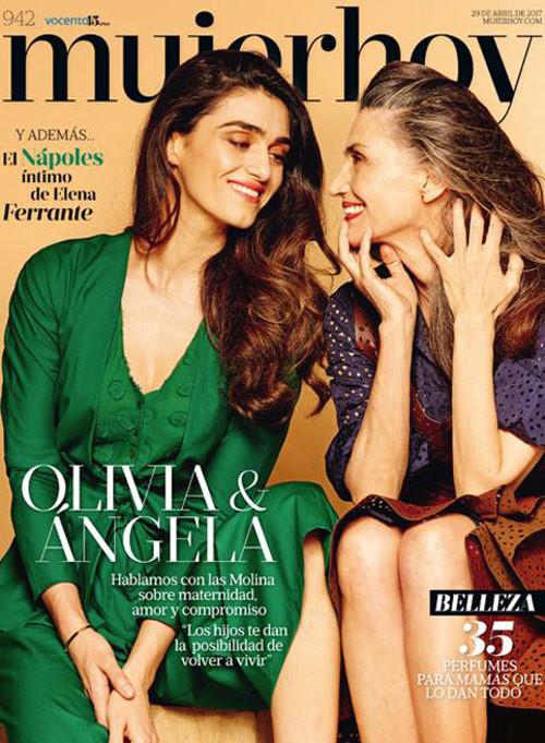 Mujer Hoy Olivia y Angela – Jose Herrera