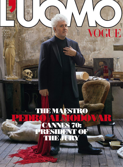 L'uomo Vogue Home – Pedro