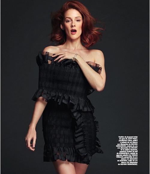 Harper's Bazaar Ana Polvorosa – Leo