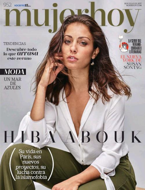 Mujer Hoy Hiba Abouk Home – Pedro