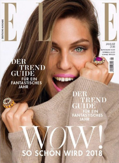 Pedro Cedeño Elle Fashion Woman report 49