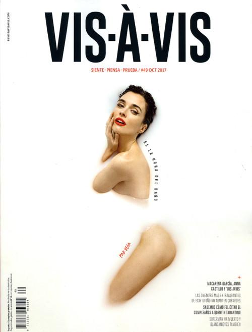 Raquel Alvarez Vis a Vis Paz Vega Celebrities report 2