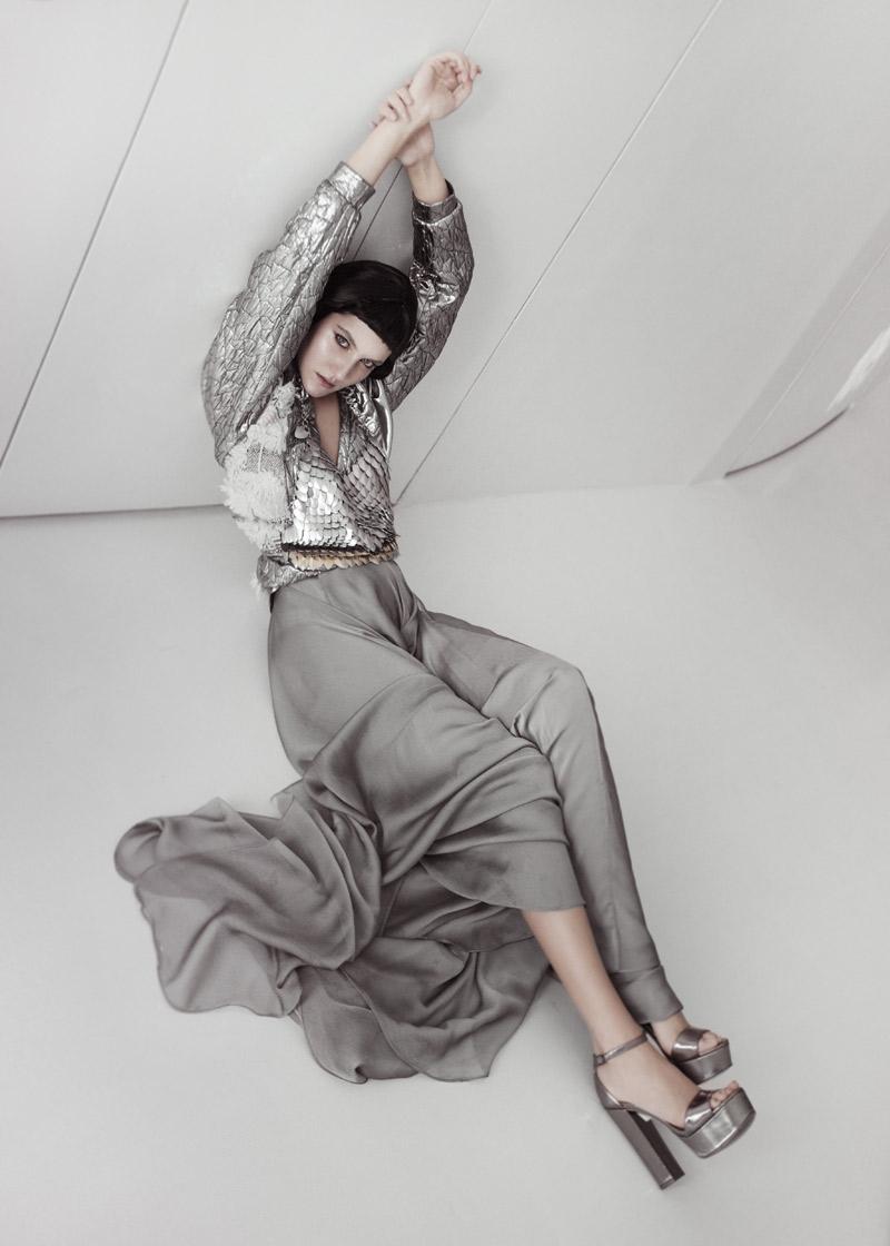 Silvina SouzaHOTEL PUERTA AMERICA – Fashion Woman report 28