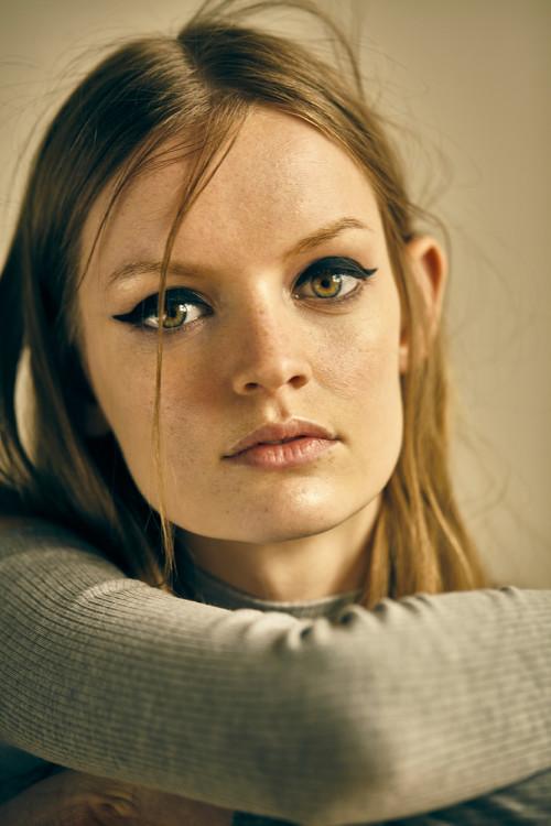 Retrato – Anna Beirinckx