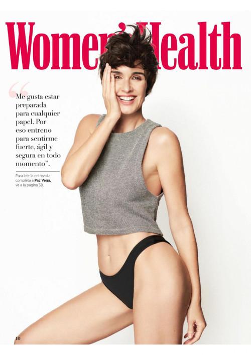 Raquel Alvarez Womens Health Paz Vega Celebrities report 3
